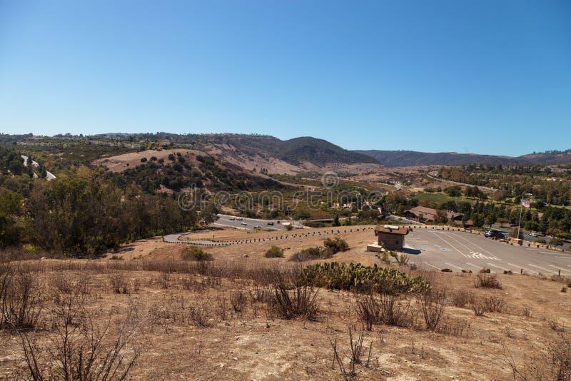 Parc de région sauvage d'Aliso Viejo photographie stock libre de droits