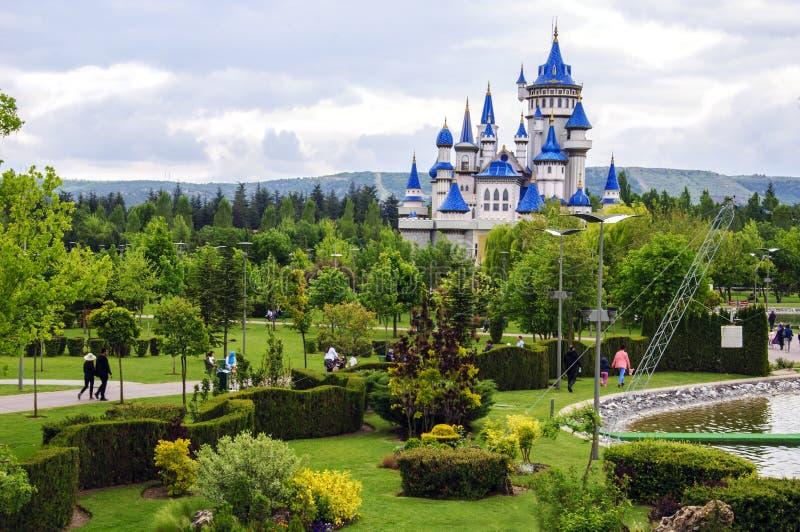 Parc de Sazova, Eskisehir, Turquie photos stock