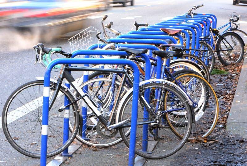 Parc de vélo images stock