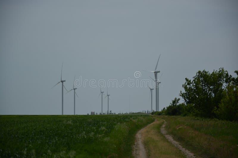 Parc de vent images stock