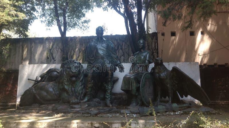 Parc de Xicotencatl image stock