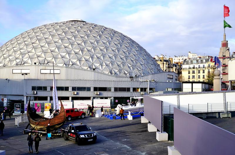 The Parc Des Expositions De La Porte De Versailles Paris