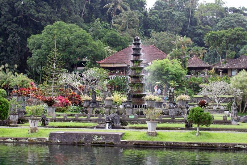 Parc esotico in Bali fotografia stock