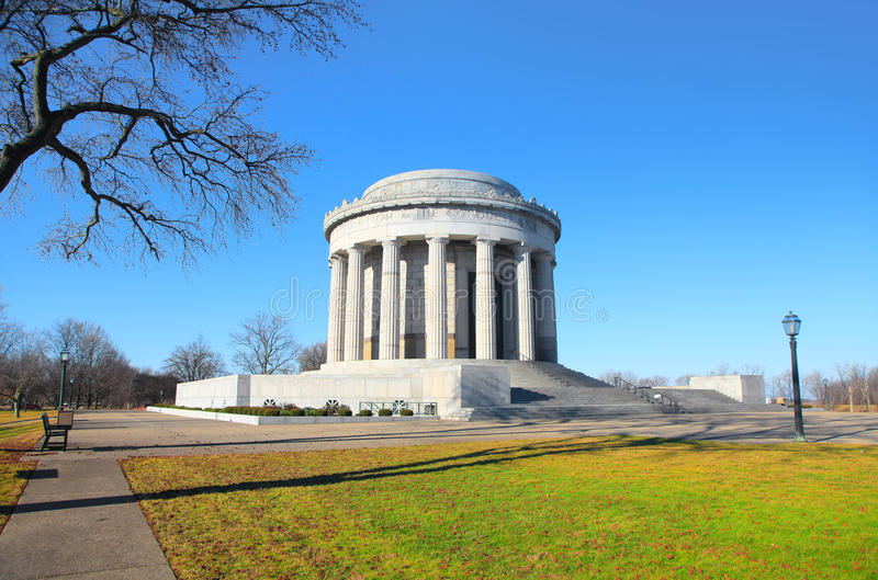 Parc historique national de George Rogers Clark photos stock