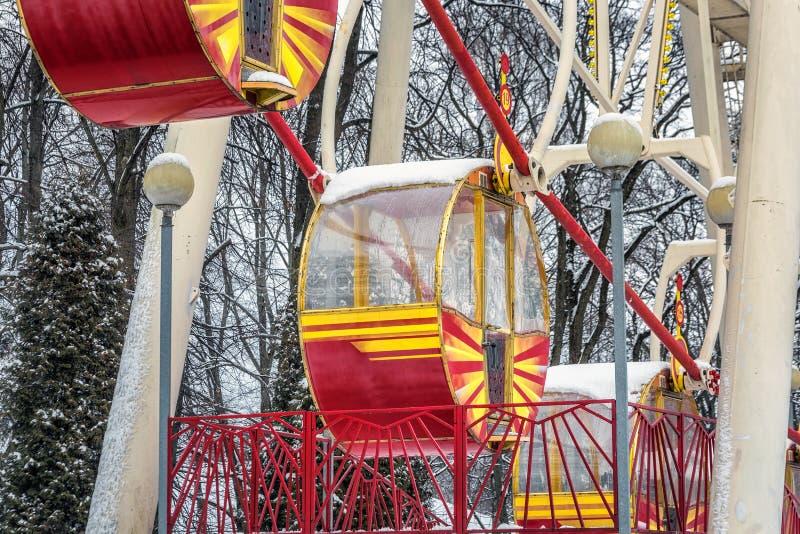 Parc Minsk de Gorki image stock