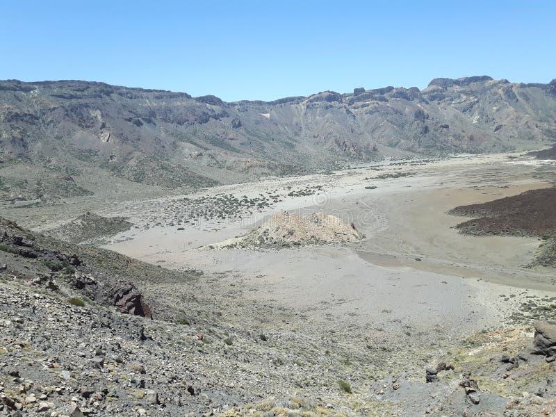 Parc Nacional del Teide imagens de stock royalty free
