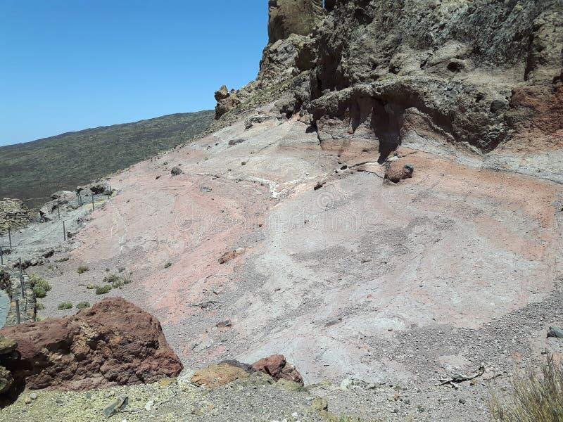 Parc Nacional del Teide fotos de stock