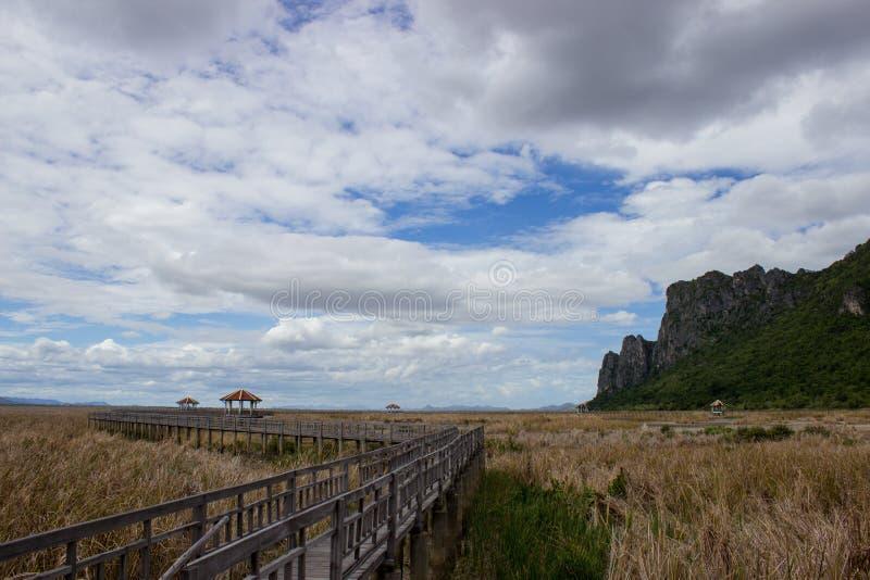 Parc national avec 300 crêtes image libre de droits