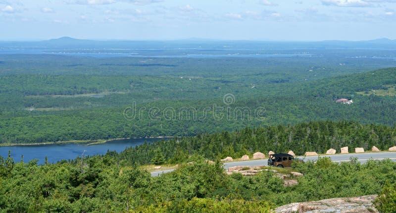 Parc national d'Acadia photos libres de droits