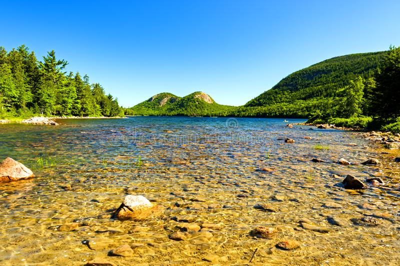 Parc national d'Acadia image stock