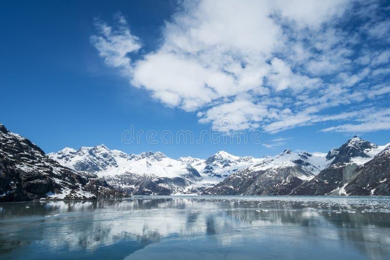 Parc national #4 de baie de glacier photos libres de droits