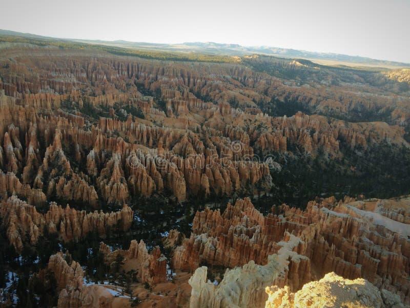 Parc national de Bryan photographie stock libre de droits