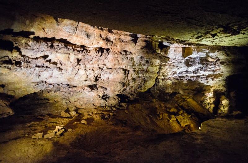 Parc national de caverne de vent photographie stock