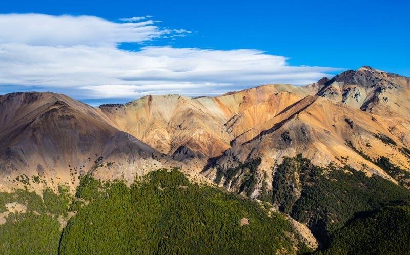 Parc national de Cerro Castillo images libres de droits