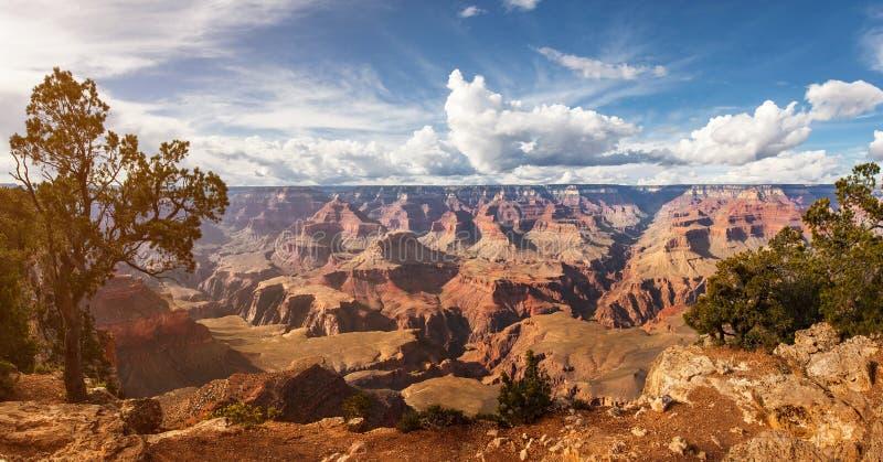 Parc national de Grand Canyon de vue scénique, Arizona, Etats-Unis images stock