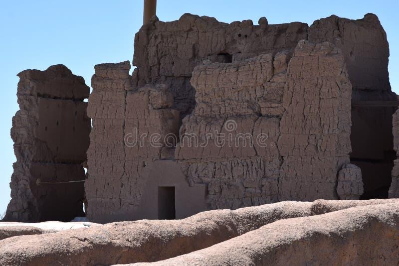 Parc national de grandes ruines de maison photo libre de droits
