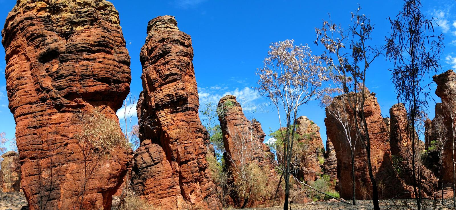 Parc national de Limmen, territoire du nord, Australie photos stock