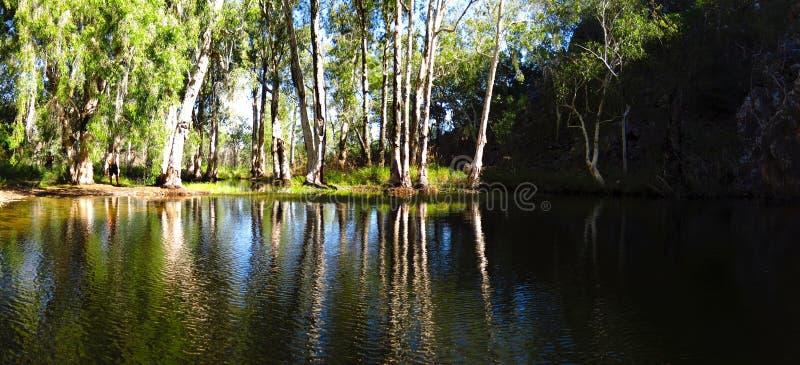 Parc national de Limmen, territoire du nord, Australie photographie stock libre de droits