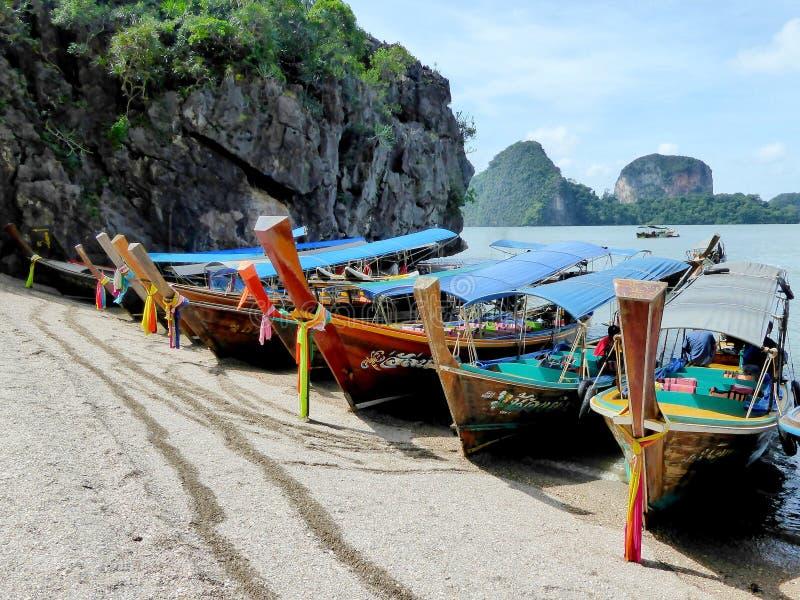 Parc national de Phang Nga image libre de droits
