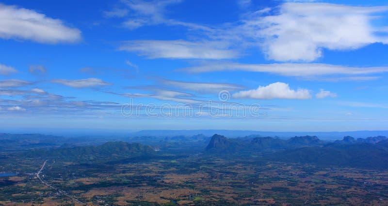 Parc national de Phu Kraduang photos libres de droits