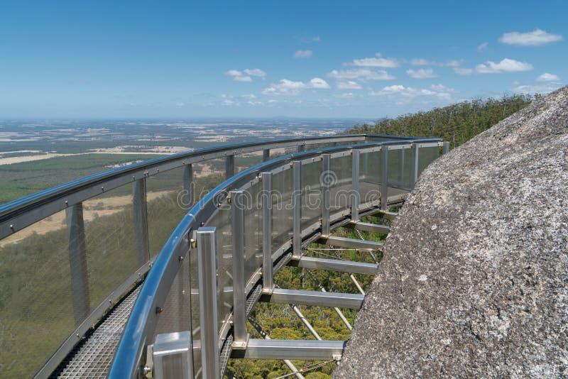 Parc national de Porongurup, Australie occidentale photo libre de droits