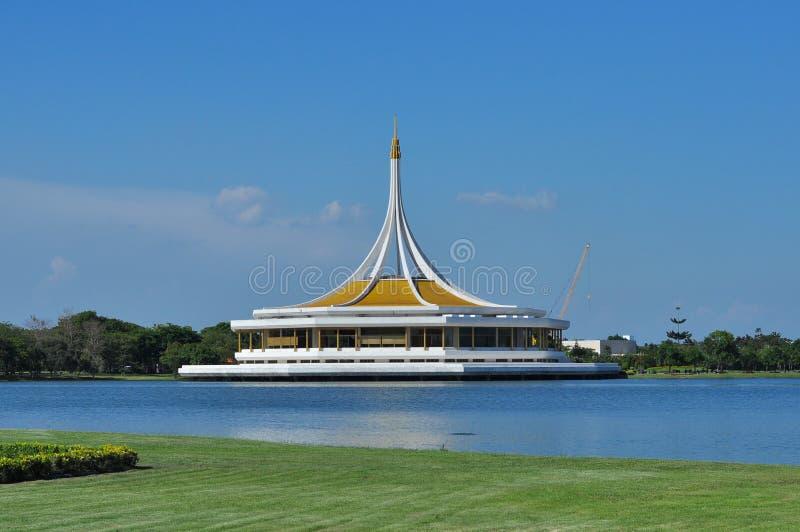 Parc national de RAMA IX en Thaïlande images libres de droits