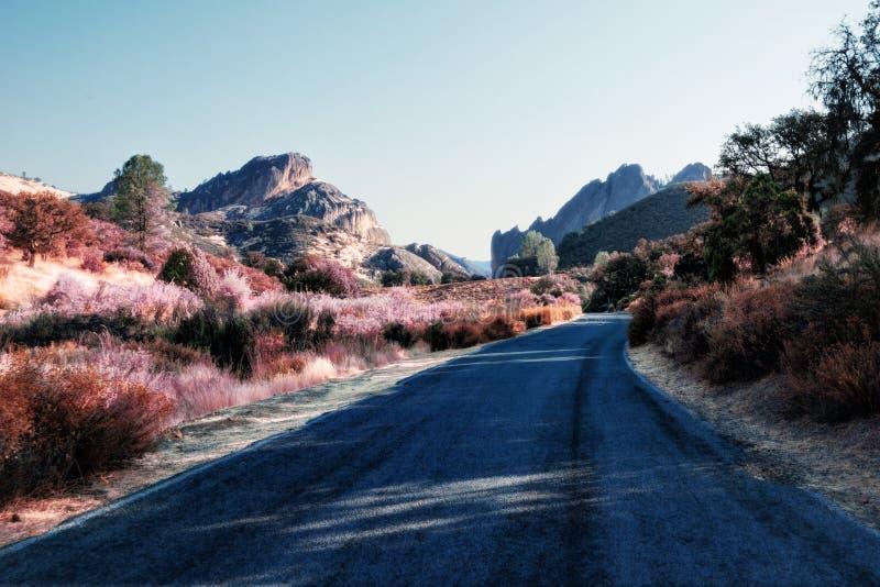 Parc national de sommets images stock