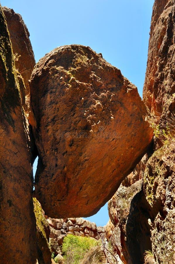 Parc national de sommets image stock