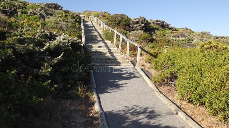 Parc national de Torndirrup, côte sud australienne occidentale d'Albany, Australie occidentale images stock