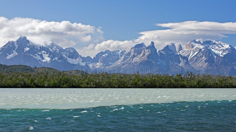 Parc national de Torres del Paine photographie stock