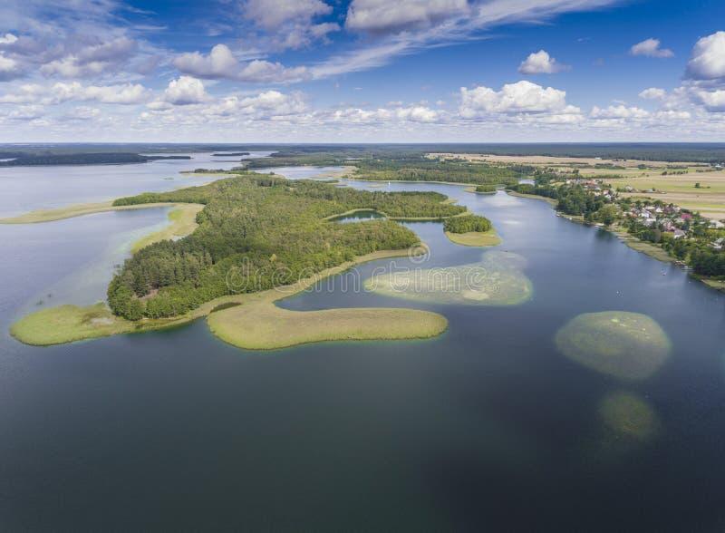Download Parc National De Wigry De Lac Suwalszczyzna, Pologne L'eau Bleue Et Photo stock - Image du national, mouche: 76085578