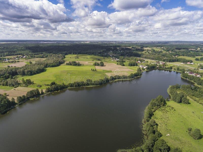 Download Parc National De Wigry De Lac Suwalszczyzna, Pologne L'eau Bleue Et Photo stock - Image du poissons, récréation: 76085690