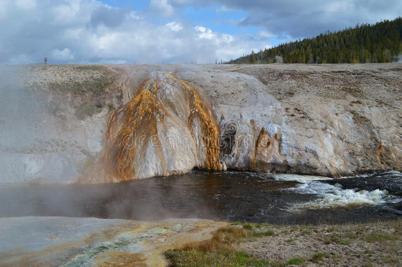 Parc national de Yellowstone photos stock