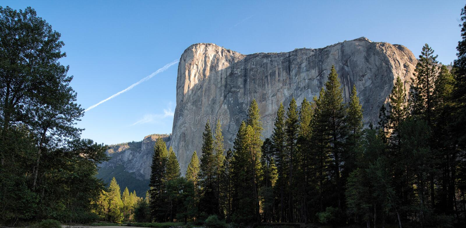 Parc national de Yosemite images stock