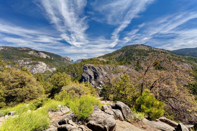 Parc national de Yosemite, la Californie, Etats-Unis photographie stock libre de droits