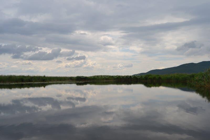 Parc national Edirne, rkiye de lac gala de ¼ de TÃ images libres de droits