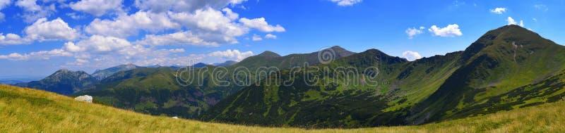 Parc national occidental de Tatras image libre de droits