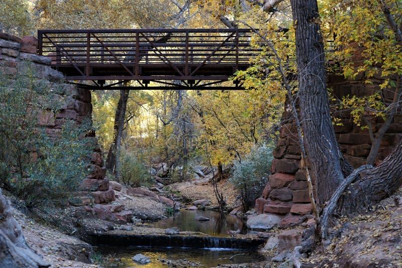 Parc national Utah, Etats-Unis de Zion photos stock