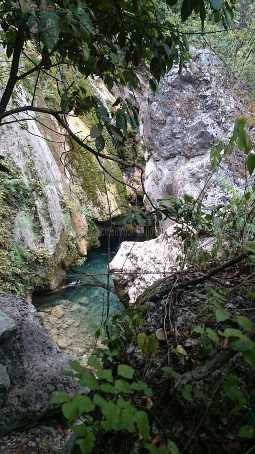 Parc naturel d'Estanzuela de La image stock