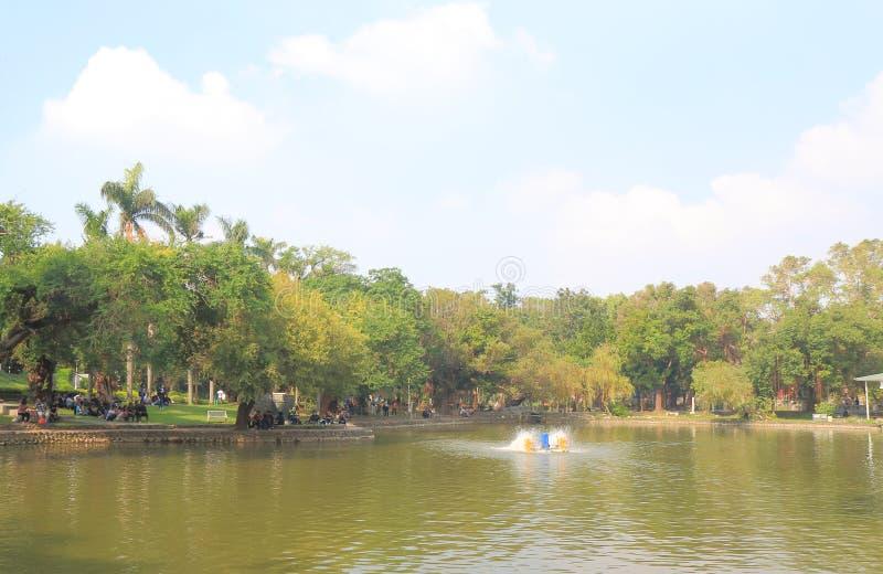 Parc Tainan Taïwan de Tainan image stock