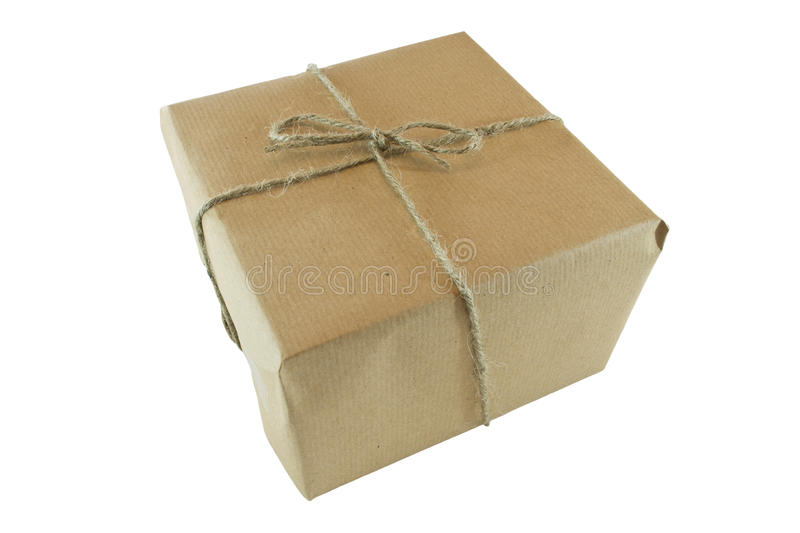 Download Parcel stock photo. Image of isolated, transport, carton - 22797362