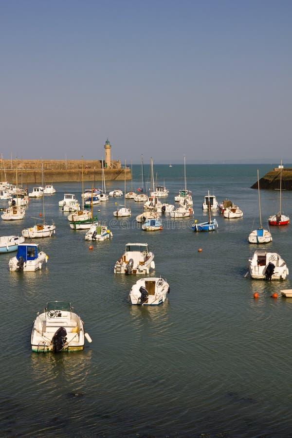 Parcheggio delle barche immagine stock libera da diritti