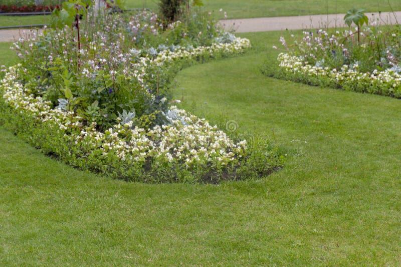 Parchi da giardino fotografia stock