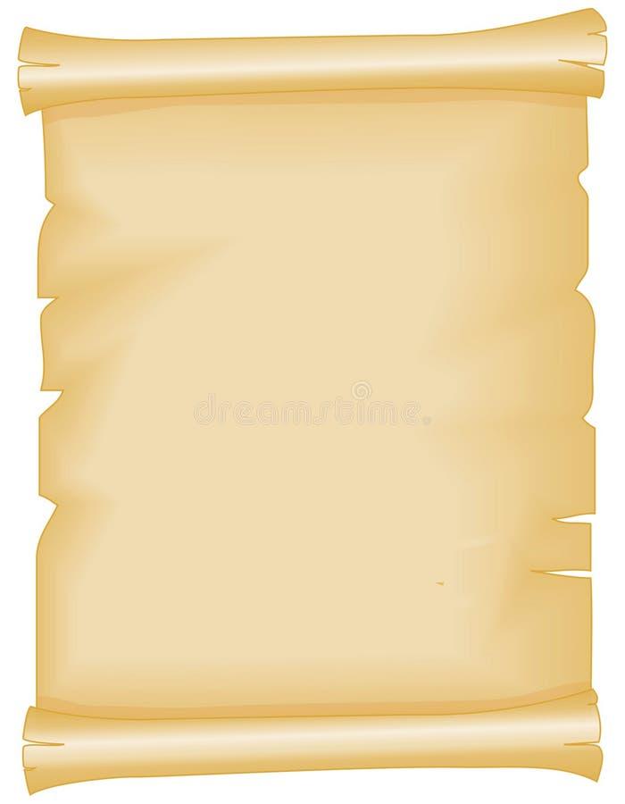 Download Parchment stock illustration. Illustration of announcement - 2366084