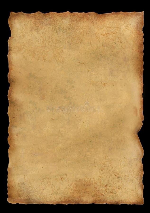 parchment arkivbild