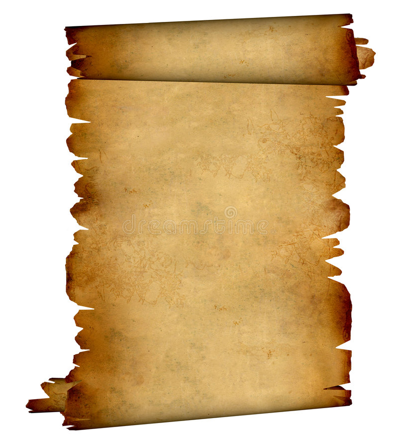Parchment vector illustration
