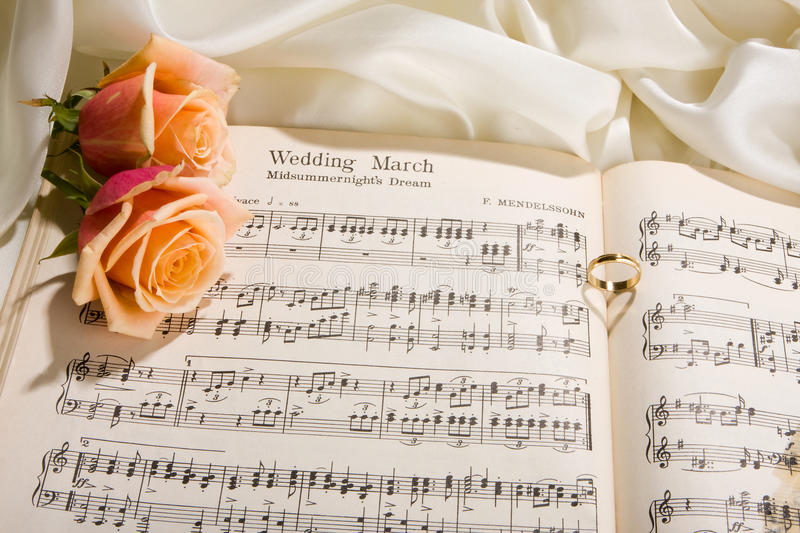 Download Parchment music stock image. Image of love, song, valentine - 13628437