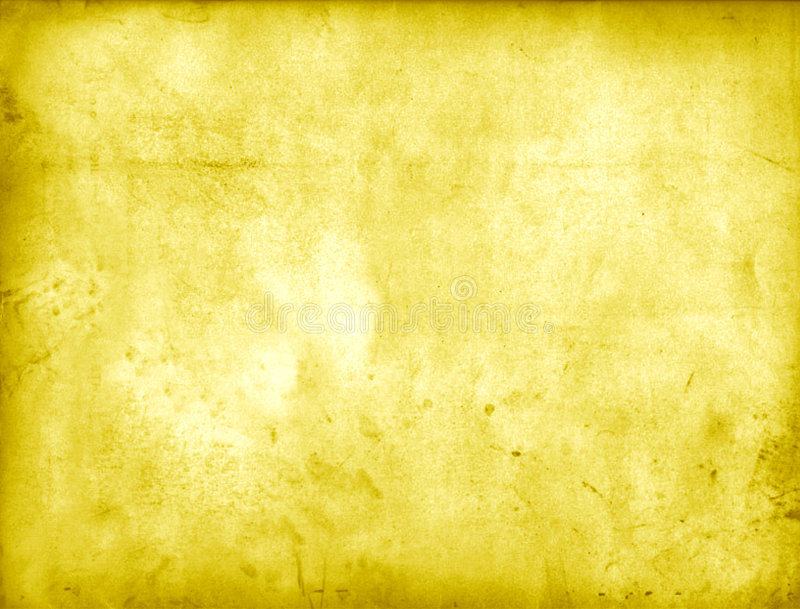 Parchment Old Paper. Aged old worn out yellow parchment paper background texture stock photos