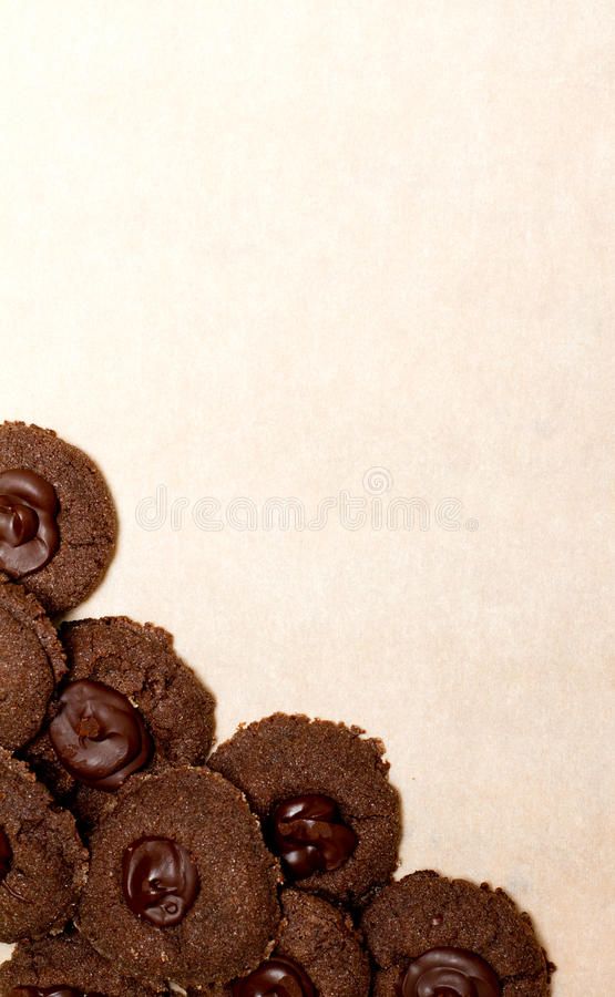 Download Parchment paper stock photo. Image of chocolate, copyspace - 22166568