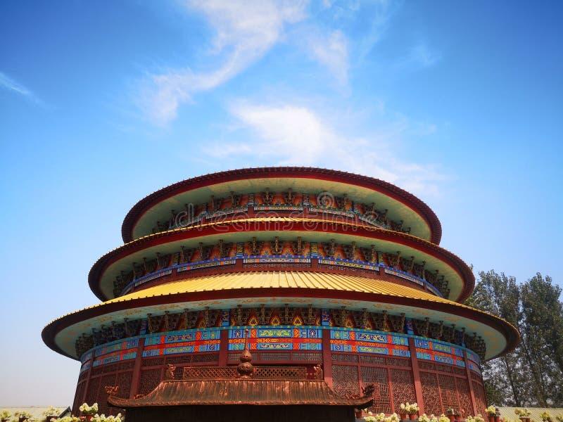 Parco culturale di Hanmo fotografia stock
